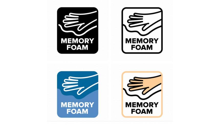 What are Comfortlux viscoelastic memory foam mattresses?