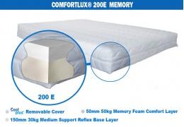 Comfortlux Economy Memory 200 Mattress