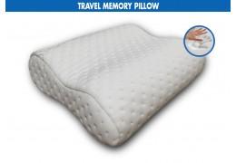 Comfortlux Travel  Memory Pillow