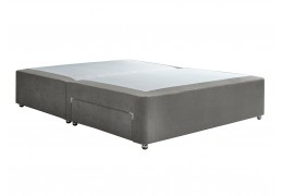 Firm Edge Base Divan - 2 Drawers