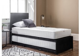 Guest Bed c/w Open Coil Mattresses